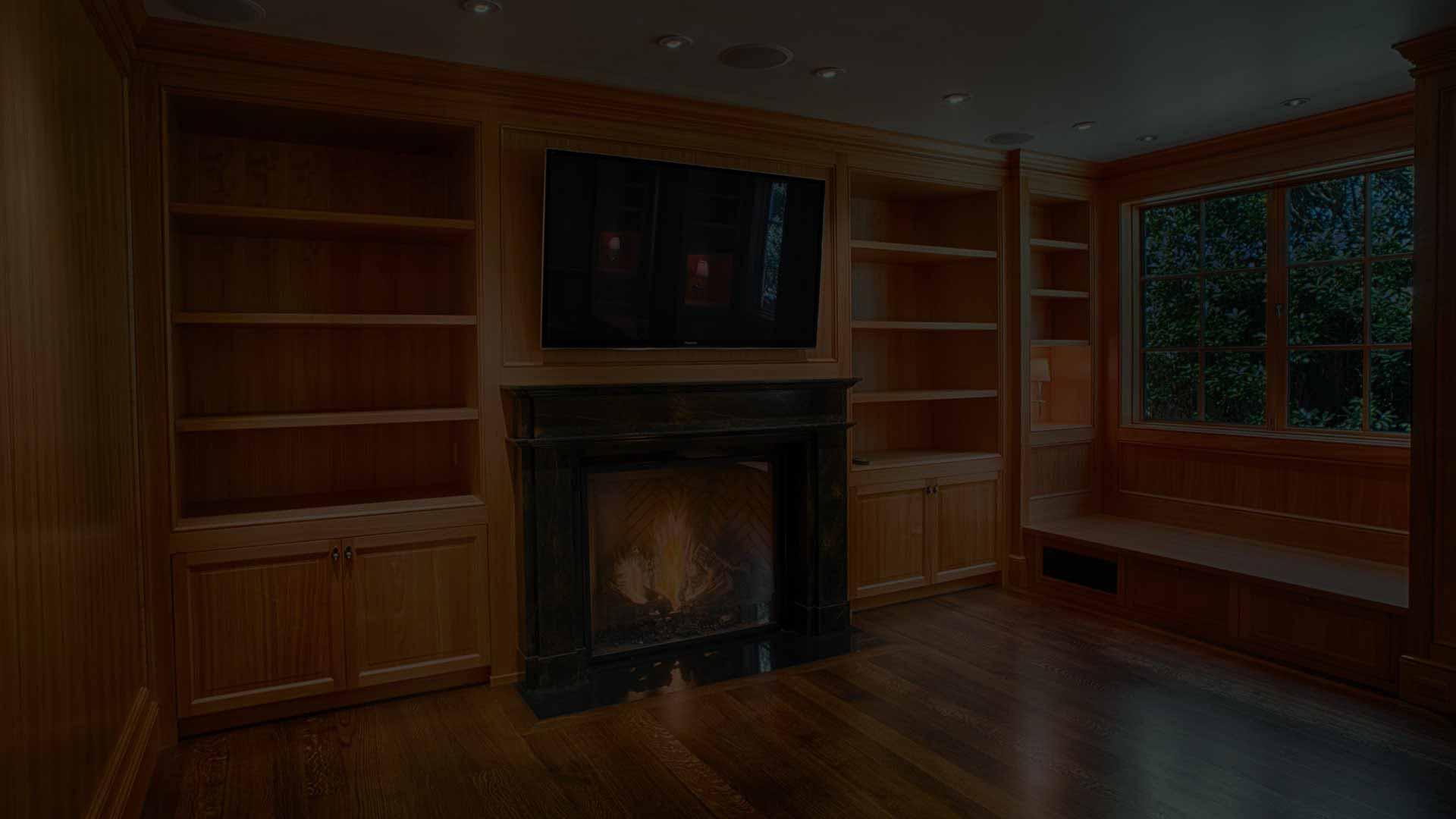 Wood veneer study